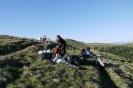 Refacere marcaj Valea lui Coman - Cabana Leaota